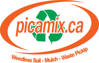Picamix Weedless Soil - Mulch - Waste Pickup